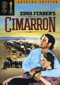 MOVIE DVD - CIMARRON - Video DVD