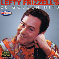 LEFTY FRIZZELL - 20 GOLDEN HITS