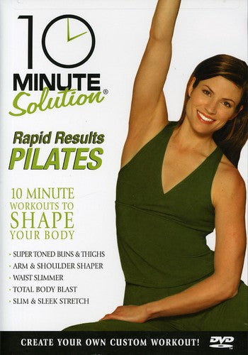 10 MINUTE SOLUTION: RAPID RESULTS PILATE - 10 MINUTE SOLUTION: RAPID RESULTS PILATE - Video DVD