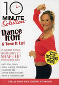 10 MINUTE SOLUTION: DANCE IT OFF & TONE - 10 MINUTE SOLUTION: DANCE IT OFF & TONE - Video DVD