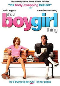 MOVIE DVD - IT'S A BOY GIRL THING