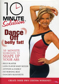 10 MINUTE SOLUTION: DANCE OFF BELLY FAT - 10 MINUTE SOLUTION: DANCE OFF BELLY FAT - Video DVD