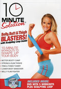 10 MINUTE SOLUTION: BELLY BUTT & THIGH B - 10 MINUTE SOLUTION: BELLY BUTT & THIGH B - Video DVD