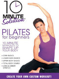 10 MINUTE SOLUTION: PILATES FOR BEGINNER - 10 MINUTE SOLUTION: PILATES FOR BEGINNER - Video DVD