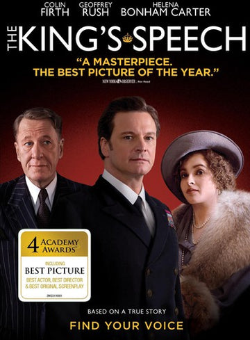 KING'S SPEECH - KING'S SPEECH - Video DVD