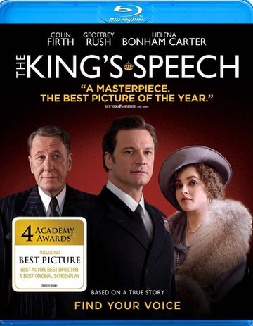 KING'S SPEECH - KING'S SPEECH - Video BluRay