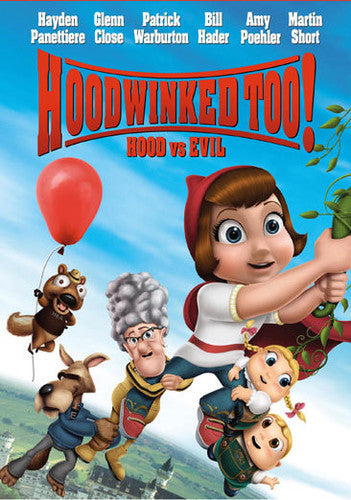 HOODWINKED TOO: HOOD VS EVIL - HOODWINKED TOO: HOOD VS EVIL - Video DVD