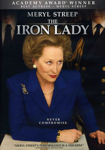 IRON LADY - IRON LADY - Video DVD