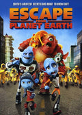 ESCAPE FROM PLANET EARTH - ESCAPE FROM PLANET EARTH - Video DVD