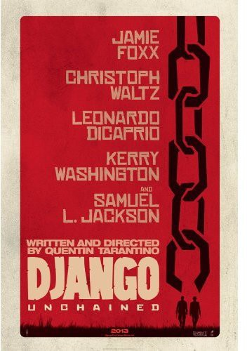 DJANGO UNCHAINED - DJANGO UNCHAINED - Video DVD