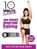10 MINUTE SOLUTION: HIGH INTENSITY INTER - 10 MINUTE SOLUTION: HIGH INTENSITY INTER - Video DVD