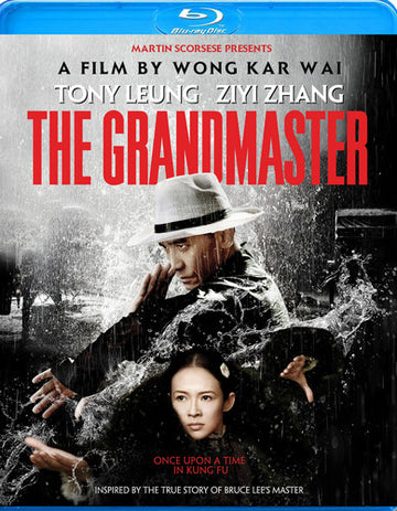 GRANDMASTER - GRANDMASTER - Video BluRay
