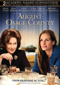 AUGUST: OSAGE COUNTY - AUGUST: OSAGE COUNTY - Video DVD