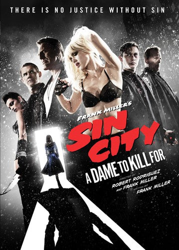 FRANK MILLER'S SIN CITY: A DAME TO KILL - FRANK MILLER'S SIN CITY: A DAME TO KILL - Video DVD