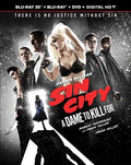 FRANK MILLER'S SIN CITY: A DAME TO KILL - FRANK MILLER'S SIN CITY: A DAME TO KILL - Video BluRay