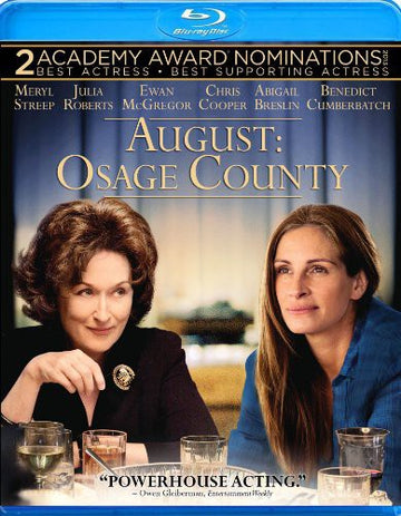 AUGUST: OSAGE COUNTY - AUGUST: OSAGE COUNTY - Video BluRay