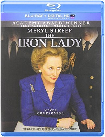 IRON LADY - IRON LADY - Video BluRay