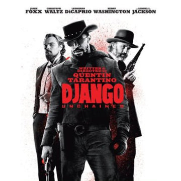 DJANGO UNCHAINED - DJANGO UNCHAINED - Video BluRay
