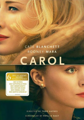 CAROL - CAROL - Video BluRay