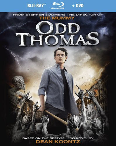 ODD THOMAS - ODD THOMAS - Video BluRay