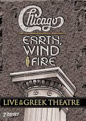CHICAGO - LIVE AT THE GREEK THEATRE - Video DVD