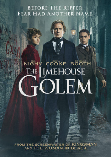 MOVIE DVD - LIMEHOUSE GOLEM