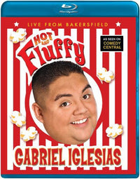 GABRIEL IGLESIAS - HOT & FLUFFY - Video BluRay
