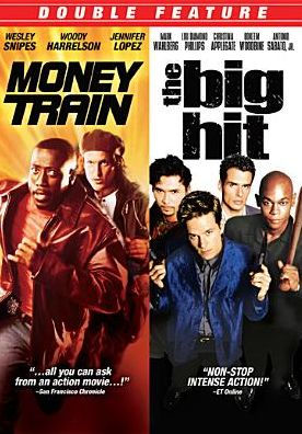 MOVIE DVD - Money Train / The Big Hit (DVD) - Video DVD