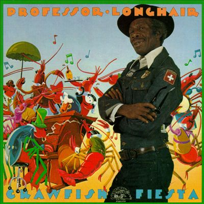 PROFESSOR LONGHAIR - CRAWFISH FIESTA - CD New
