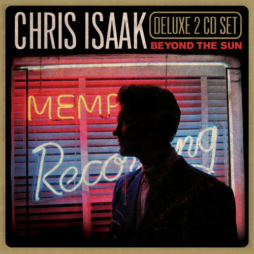 CHRIS ISAAK - BEYOND THE SUN (DELUXE 2CD SET) - CD New