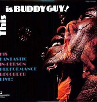 BUDDY GUY - THIS IS BUDDY GUY - CD New
