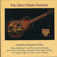 VARIOUS - GREAT DOBRO SESSIONS