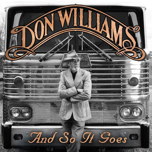 DON WILLIAMS - AND SO IT GOES - CD New