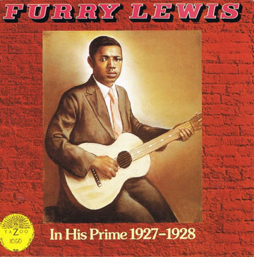 FURRY LEWIS - IN HIS PRIME 1927-1928 - CD New