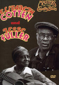 COTTON & FULLER - MASTERS OF COUNTRY: COTTON & FULLER - Video DVD