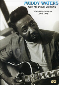 MUDDY WATERS - GOT MY MOJO WORKING - Video DVD