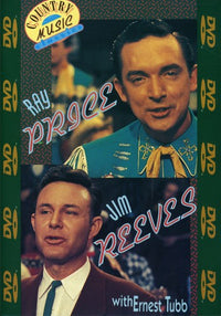 JIM & RAY PRICE REEVES - COUNTRY MUSIC CLASSICS - Video DVD
