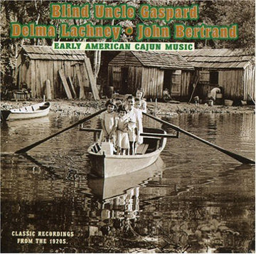 EARLY AMERICAN CAJUN MUSIC / VARIOUS - EARLY AMERICAN CAJUN MUSIC / VARIOUS - CD New