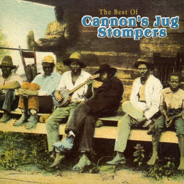 CANNON'S JUG STOMPERS - BEST OF - CD New