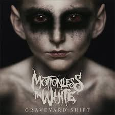 MOTIONLESS IN WHITE - GRAVEYARD SHIFT (CD) - CD New