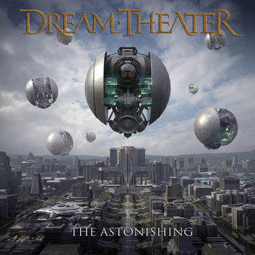DREAM THEATER - ASTONISHING (CD) - CD New