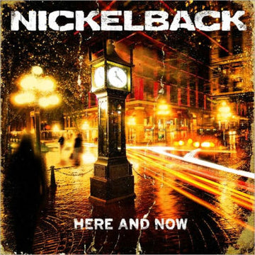 NICKELBACK - HERE & NOW (CD)