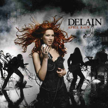 DELAIN - APRIL RAIN (CD) - CD New