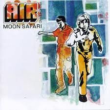 AIR - MOON SAFARI - Vinyl New