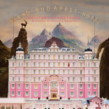 GRAND BUDAPEST HOTEL / O.S.T. - GRAND BUDAPEST HOTEL / O.S.T. - CD New