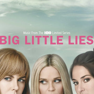 BIG LITTLE LIES (MUSIC FROM HBO SERIES) (CD) - CD New