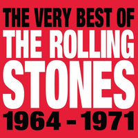 ROLLING STONES - VERY BEST OF THE ROLLING STONES 1964-197 (CD)
