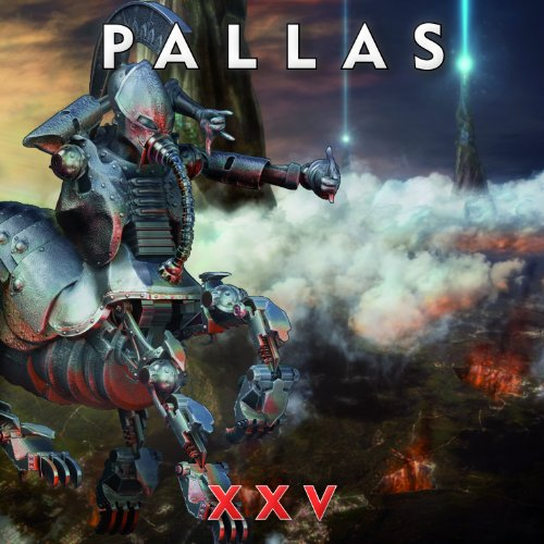 PALLAS - XXV (CD) - CD New