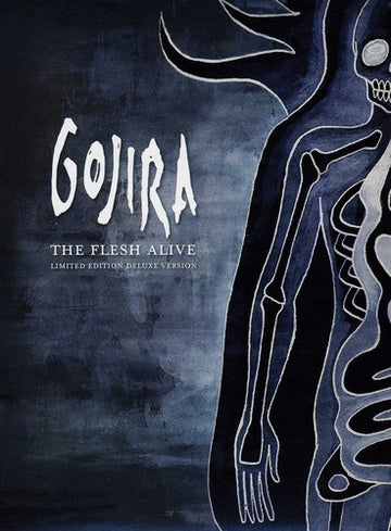 GOJIRA - FLESH ALIVE - Video DVD
