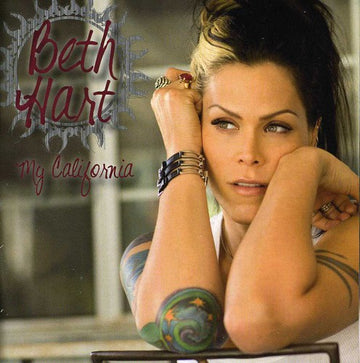 BETH HART - MY CALIFORNIA - CD New